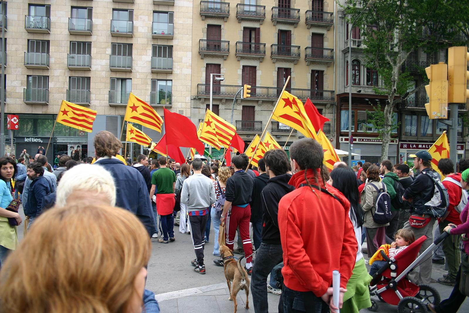 Los nacionalistas catalanes son como cualesquier otros separatistas: se alimentan de la división y la fantasía