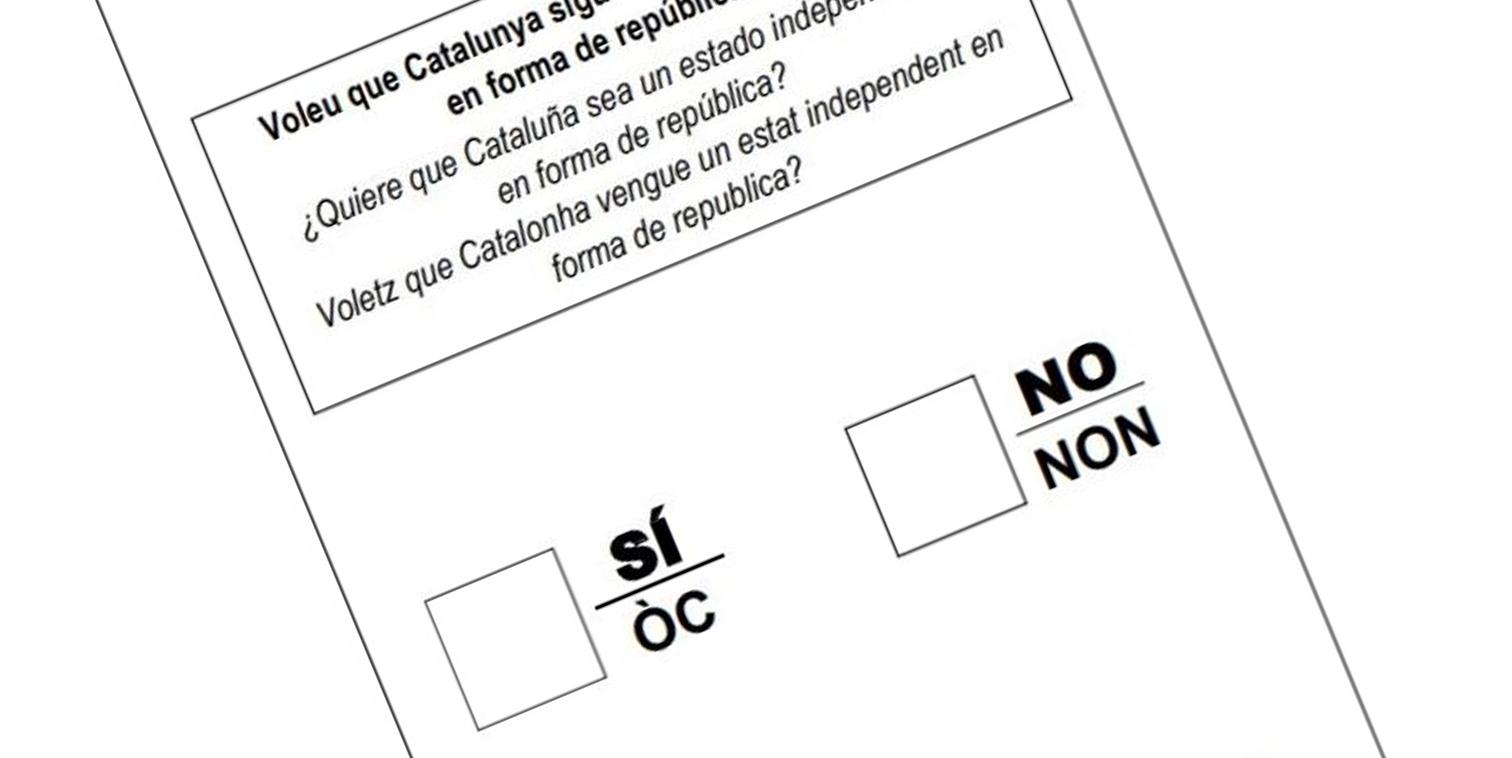Le vote expressif pour l'indépendance