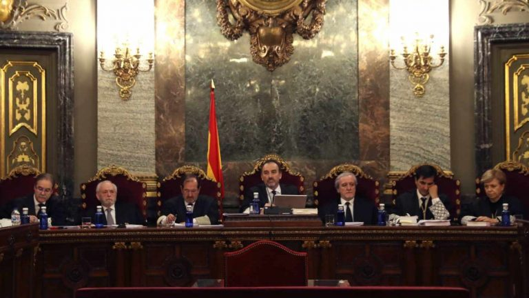 #JuicioProcés: statements by defendants, witnesses and the inviolability strategy