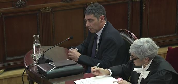 #JuicioProcés: Statements by police commanders (part II)